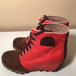 Rare Sorel 1964 Premium Wedge Boots
